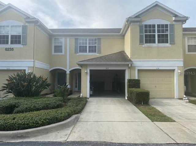 6235 Goethe Street #103, Orlando, FL 32835 (MLS #A4512926) :: The Robertson Real Estate Group