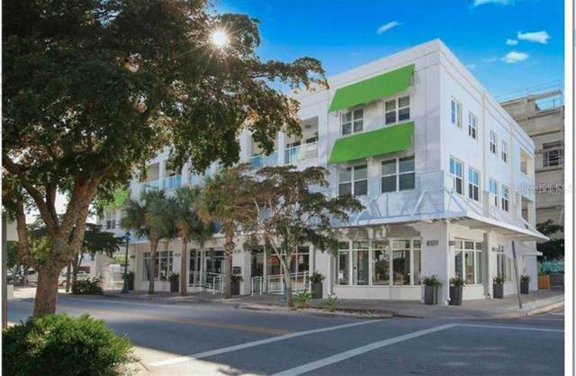437 Central Avenue #437, Sarasota, FL 34236 (MLS #A4512928) :: Team Pepka