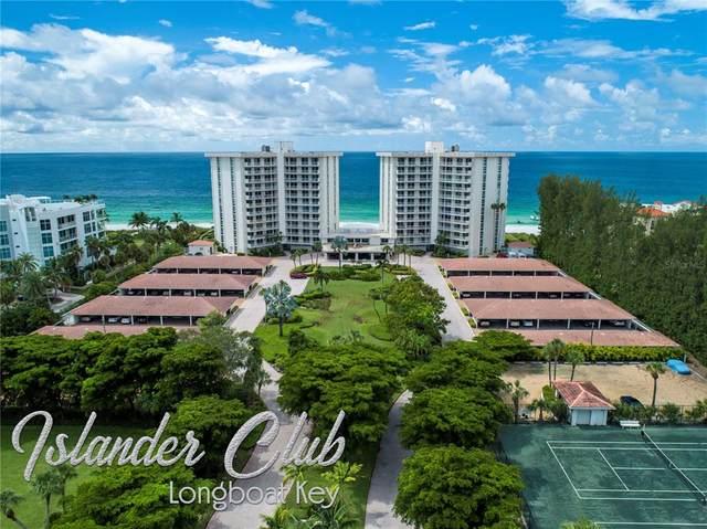2295 Gulf Of Mexico Drive #54, Longboat Key, FL 34228 (MLS #A4512931) :: Kreidel Realty Group, LLC