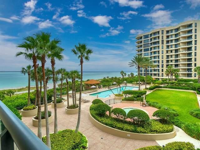 1241 Gulf Of Mexico Drive #304, Longboat Key, FL 34228 (MLS #A4512932) :: Kreidel Realty Group, LLC