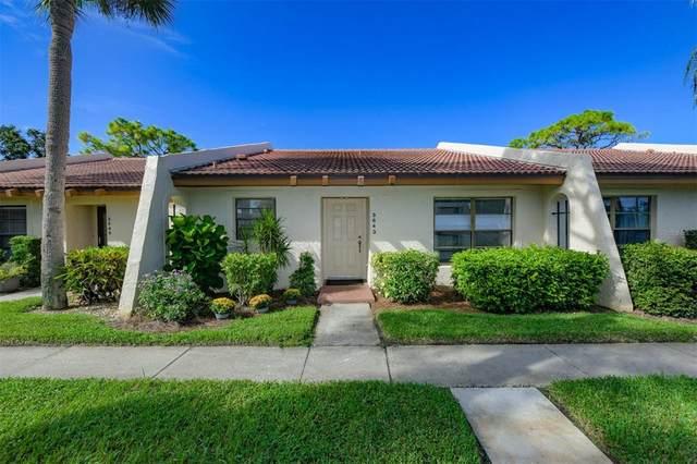3643 Longmeadow #32, Sarasota, FL 34235 (MLS #A4512937) :: Team Pepka