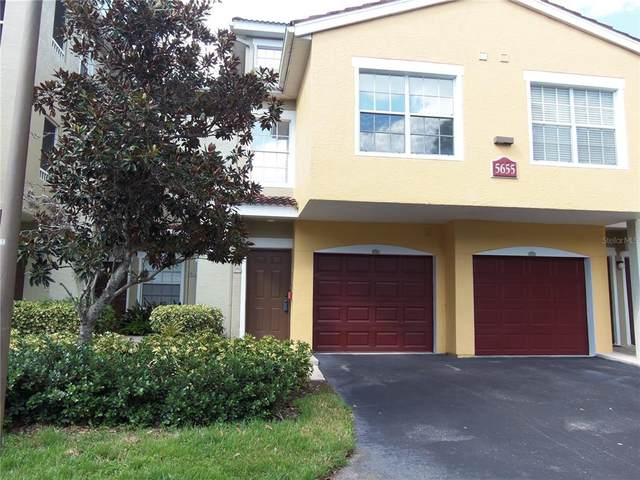 5655 Bentgrass Drive 9-114, Sarasota, FL 34235 (MLS #A4512946) :: SunCoast Home Experts