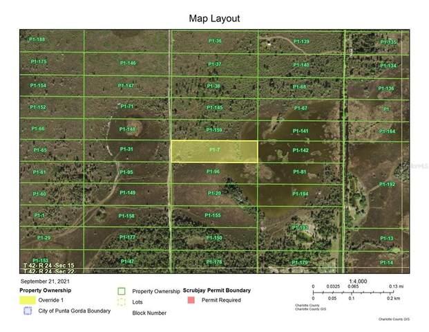 33658 Oil Well Road, Punta Gorda, FL 33955 (MLS #A4512974) :: The Curlings Group