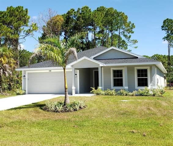 407 Sunset Road N, Rotonda West, FL 33947 (MLS #A4512978) :: GO Realty