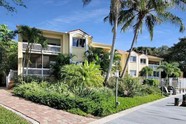 866 Hudson Avenue #866, Sarasota, FL 34236 (MLS #A4512989) :: The Hesse Team