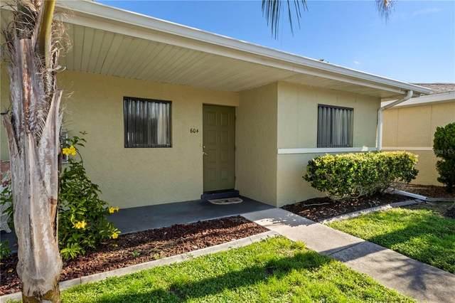 25225 Rampart Boulevard #604, Punta Gorda, FL 33983 (MLS #A4513041) :: Bustamante Real Estate