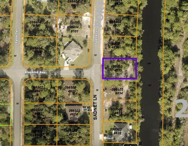 Sadnet Lane, North Port, FL 34286 (MLS #A4513053) :: The Hustle and Heart Group