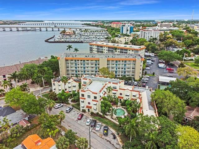 210 N 17TH Street W #22, Bradenton, FL 34205 (MLS #A4513074) :: Bustamante Real Estate