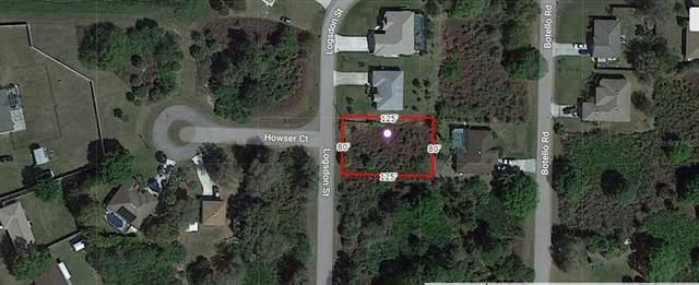 Logsdon Street, North Port, FL 34287 (MLS #A4513101) :: Globalwide Realty
