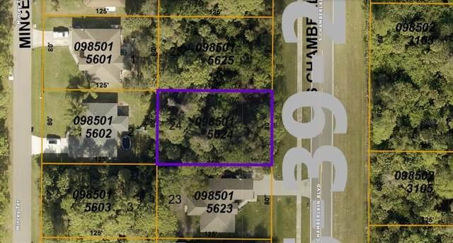 S Chamberlain Boulevard, North Port, FL 34286 (MLS #A4513113) :: EXIT Gulf Coast Realty