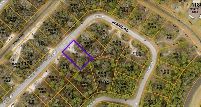 1134110412 Scenic Road, North Port, FL 34288 (MLS #A4513115) :: The Hustle and Heart Group