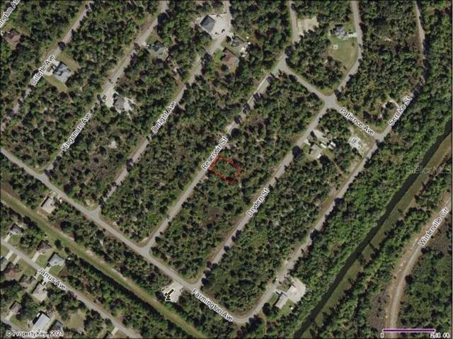 Reservoir Street, North Port, FL 34288 (MLS #A4513117) :: The Hustle and Heart Group