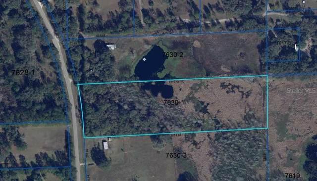 17911 NE 21ST Street, Gainesville, FL 32609 (MLS #A4513140) :: Vacasa Real Estate