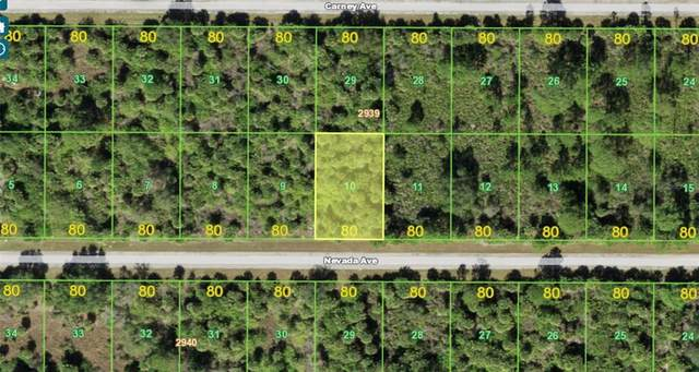14188 Nevada Avenue, Port Charlotte, FL 33953 (MLS #A4513151) :: The Curlings Group