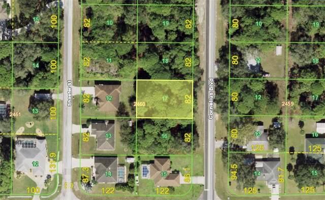 373 Cornelius Boulevard, Port Charlotte, FL 33953 (MLS #A4513159) :: Everlane Realty