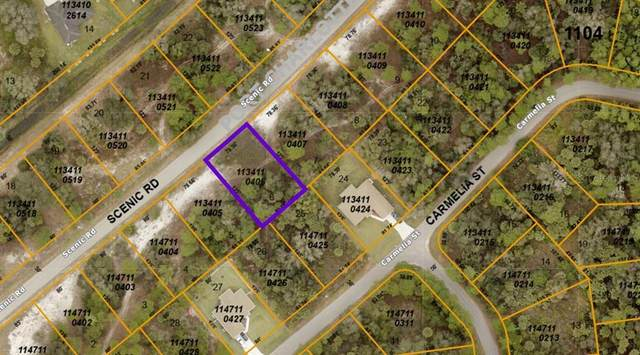 1134110406 Scenic Road, North Port, FL 34288 (MLS #A4513160) :: The Hustle and Heart Group