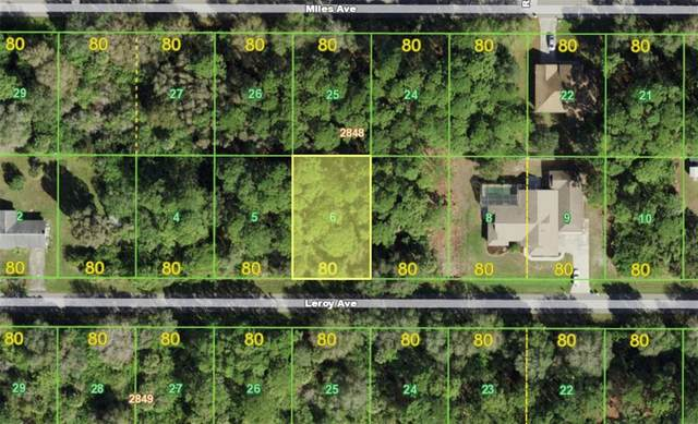 12070 Leroy Avenue, Port Charlotte, FL 33953 (MLS #A4513162) :: Globalwide Realty