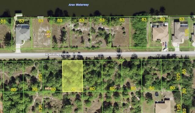 15511 Brainbridge Circle, Port Charlotte, FL 33981 (MLS #A4513167) :: The Hesse Team
