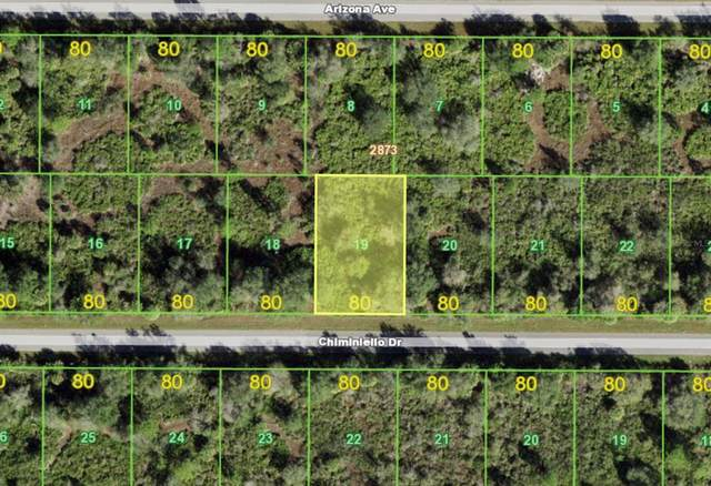 13180 Chiminiello Drive, Port Charlotte, FL 33953 (MLS #A4513168) :: Delgado Home Team at Keller Williams