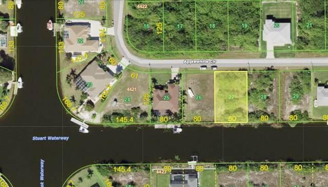 15714 Applewhite Circle, Port Charlotte, FL 33981 (MLS #A4513170) :: The Hesse Team