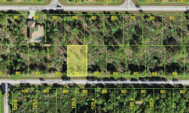 12144 Judson Avenue, Port Charlotte, FL 33953 (MLS #A4513185) :: Globalwide Realty