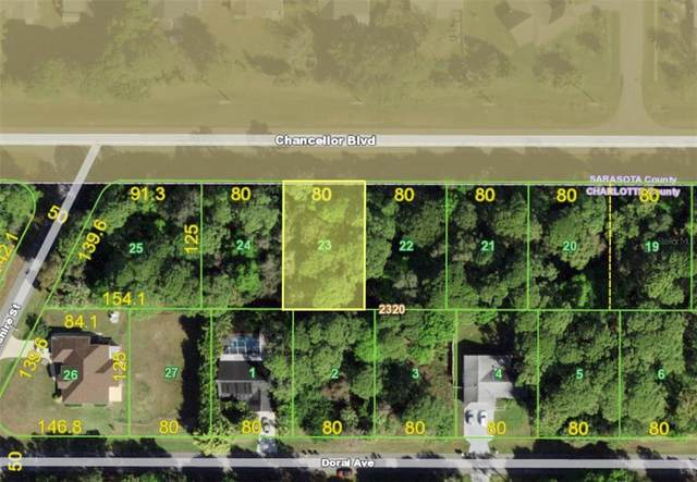 13179 Chancellor Boulevard, Port Charlotte, FL 33953 (MLS #A4513206) :: Globalwide Realty
