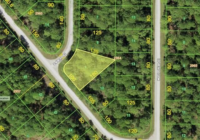 2216 Saipan Lane, Port Charlotte, FL 33953 (MLS #A4513211) :: The Curlings Group