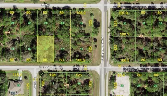 17512 Poston Avenue, Port Charlotte, FL 33948 (MLS #A4513216) :: Gate Arty & the Group - Keller Williams Realty Smart