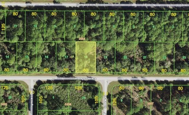 13464 Honeywood Avenue, Port Charlotte, FL 33953 (MLS #A4513218) :: Armel Real Estate