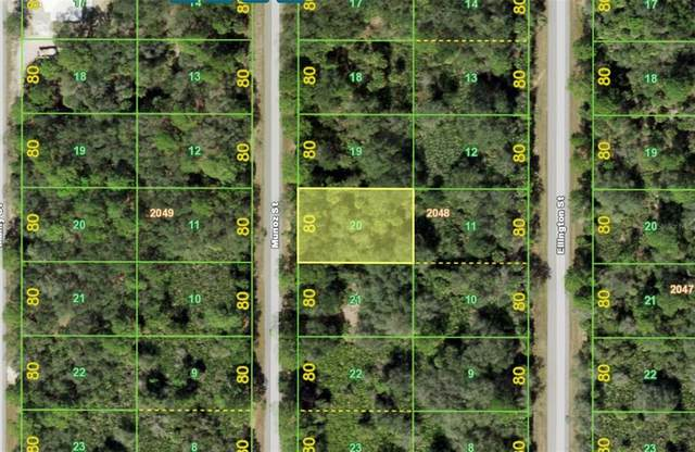 376 Munoz Street, Port Charlotte, FL 33953 (MLS #A4513221) :: Expert Advisors Group