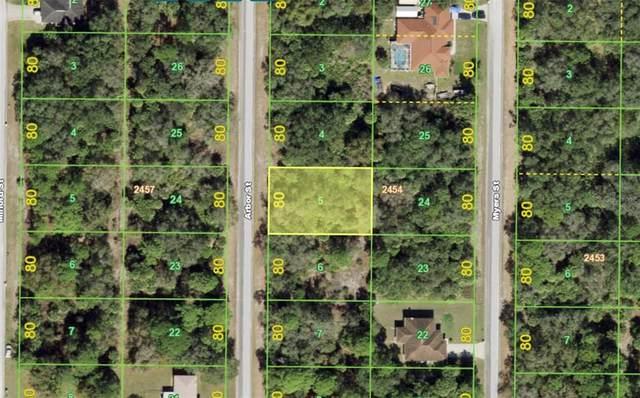 320 Arbor Street, Port Charlotte, FL 33953 (MLS #A4513222) :: Medway Realty