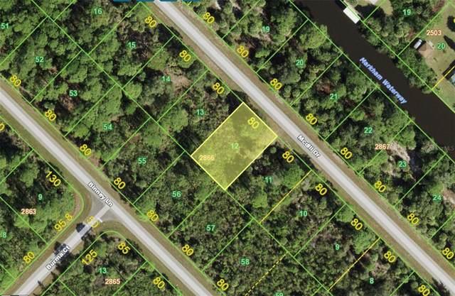 451 Mcdill Drive, Port Charlotte, FL 33953 (MLS #A4513223) :: Globalwide Realty