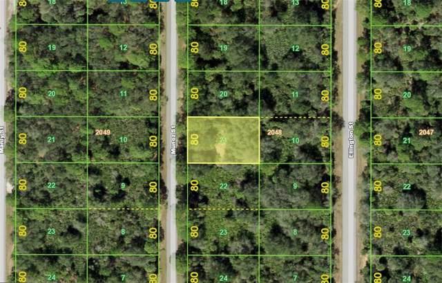 384 Munoz Street, Port Charlotte, FL 33953 (MLS #A4513225) :: Expert Advisors Group