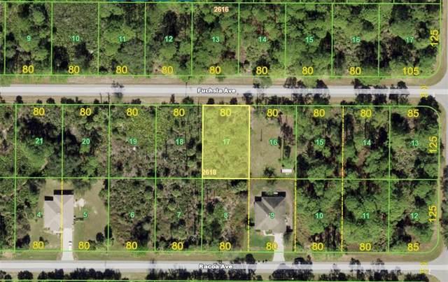 14463 Fuchsia Avenue, Port Charlotte, FL 33953 (MLS #A4513236) :: Stiver Firth International
