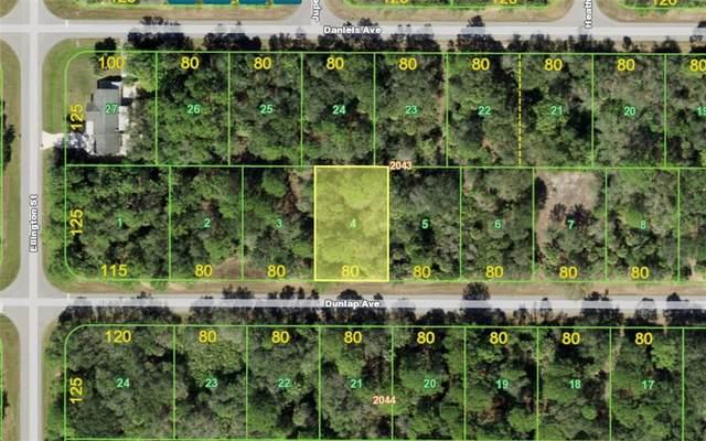 14236 Dunlap Avenue, Port Charlotte, FL 33953 (MLS #A4513240) :: Stiver Firth International
