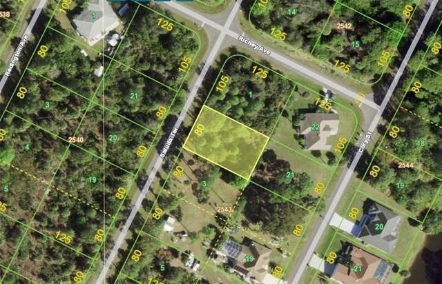 138 Saluda Terrace, Port Charlotte, FL 33953 (MLS #A4513242) :: Stiver Firth International