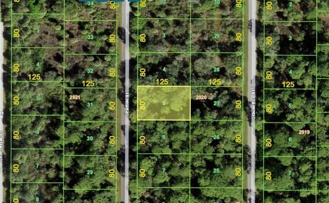 1276 Patton Street, Port Charlotte, FL 33953 (MLS #A4513243) :: Delgado Home Team at Keller Williams