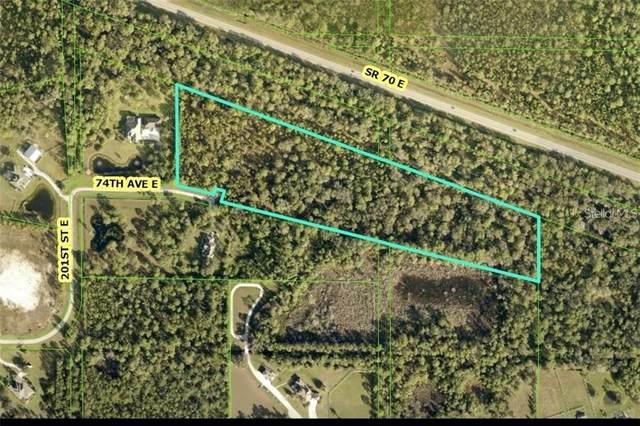 20307 74TH Avenue E, Bradenton, FL 34202 (MLS #A4513257) :: Florida Real Estate Sellers at Keller Williams Realty