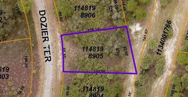 Dozier Terrace, North Port, FL 34288 (MLS #A4513332) :: The Duncan Duo Team