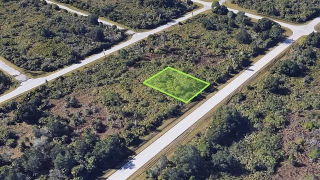 14027 Eleanor Avenue, Port Charlotte, FL 33953 (MLS #A4513333) :: The Curlings Group