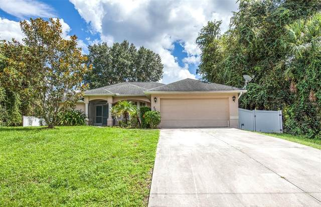 2556 Saturday Street, North Port, FL 34288 (MLS #A4513389) :: The Home Solutions Team | Keller Williams Realty New Tampa