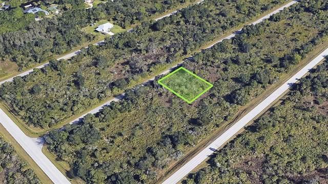 14027 Bethel Avenue, Port Charlotte, FL 33953 (MLS #A4513403) :: Globalwide Realty