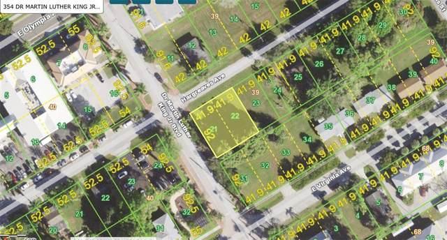354 Dr Martin Luther King Jr Boulevard, Punta Gorda, FL 33950 (MLS #A4513415) :: The Duncan Duo Team