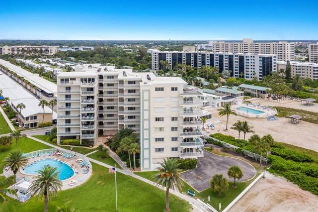 5830 Midnight Pass Road #502, Sarasota, FL 34242 (MLS #A4513501) :: Griffin Group