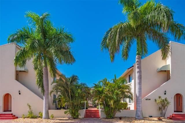 6706 Sara Sea Circle #201, Sarasota, FL 34242 (MLS #A4513504) :: The Truluck TEAM