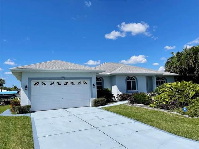 5193 Boyle Terrace, Port Charlotte, FL 33981 (MLS #A4513520) :: The Truluck TEAM