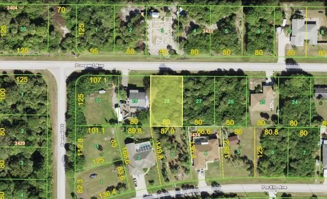 9295 Prospect Avenue, Englewood, FL 34224 (MLS #A4513548) :: Keller Williams Realty Peace River Partners
