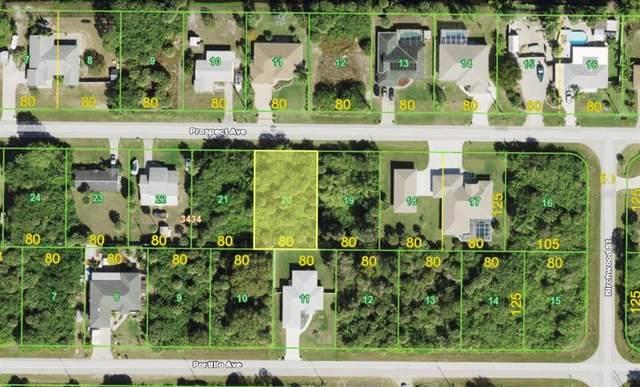 9359 Prospect Avenue, Englewood, FL 34224 (MLS #A4513549) :: Keller Williams Realty Peace River Partners
