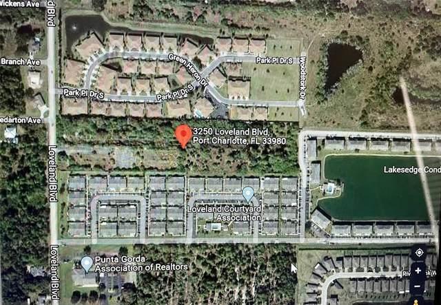 3250 Loveland Boulevard, Pt Charlotte, FL 33980 (MLS #A4513597) :: GO Realty