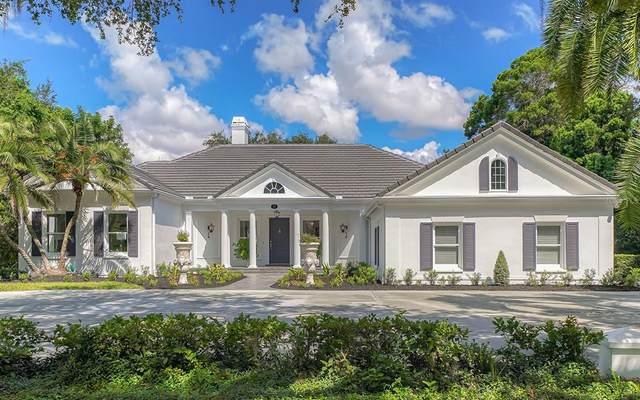 55 Osprey Point Drive, Osprey, FL 34229 (MLS #A4513606) :: Delgado Home Team at Keller Williams